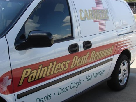 PART093 - Custom Partial Wrap for Auto Dealerships & Services