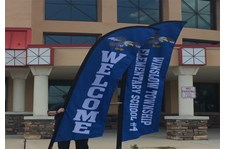 - Image360-Marlton-NJ-Feather-Banner-Winslow-Twp-Elem